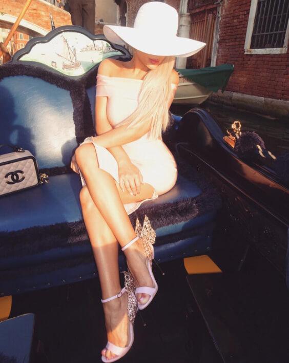 Gloria Pink Wings Sandals-3