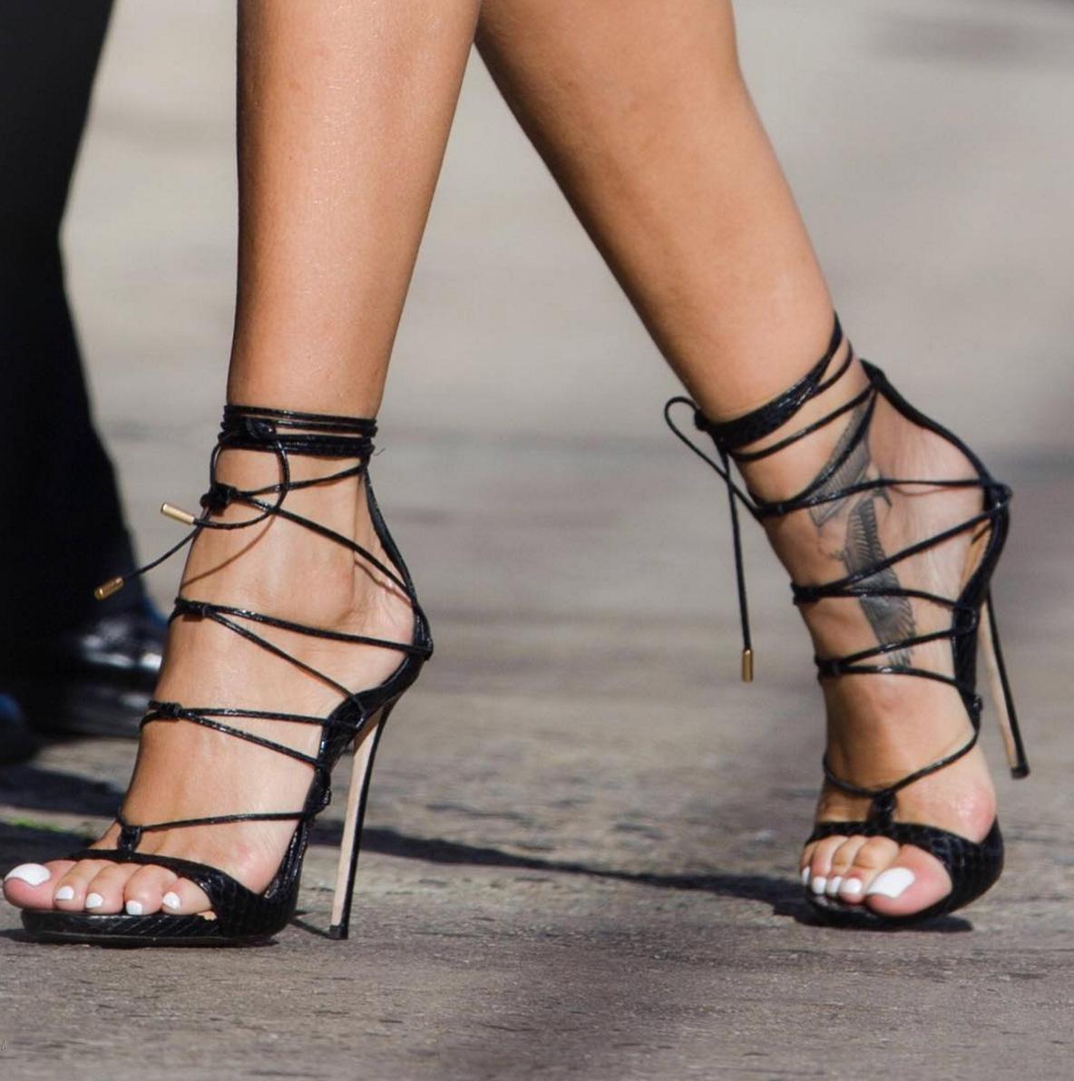Thea-Black-Lace-Up-Sandals-3