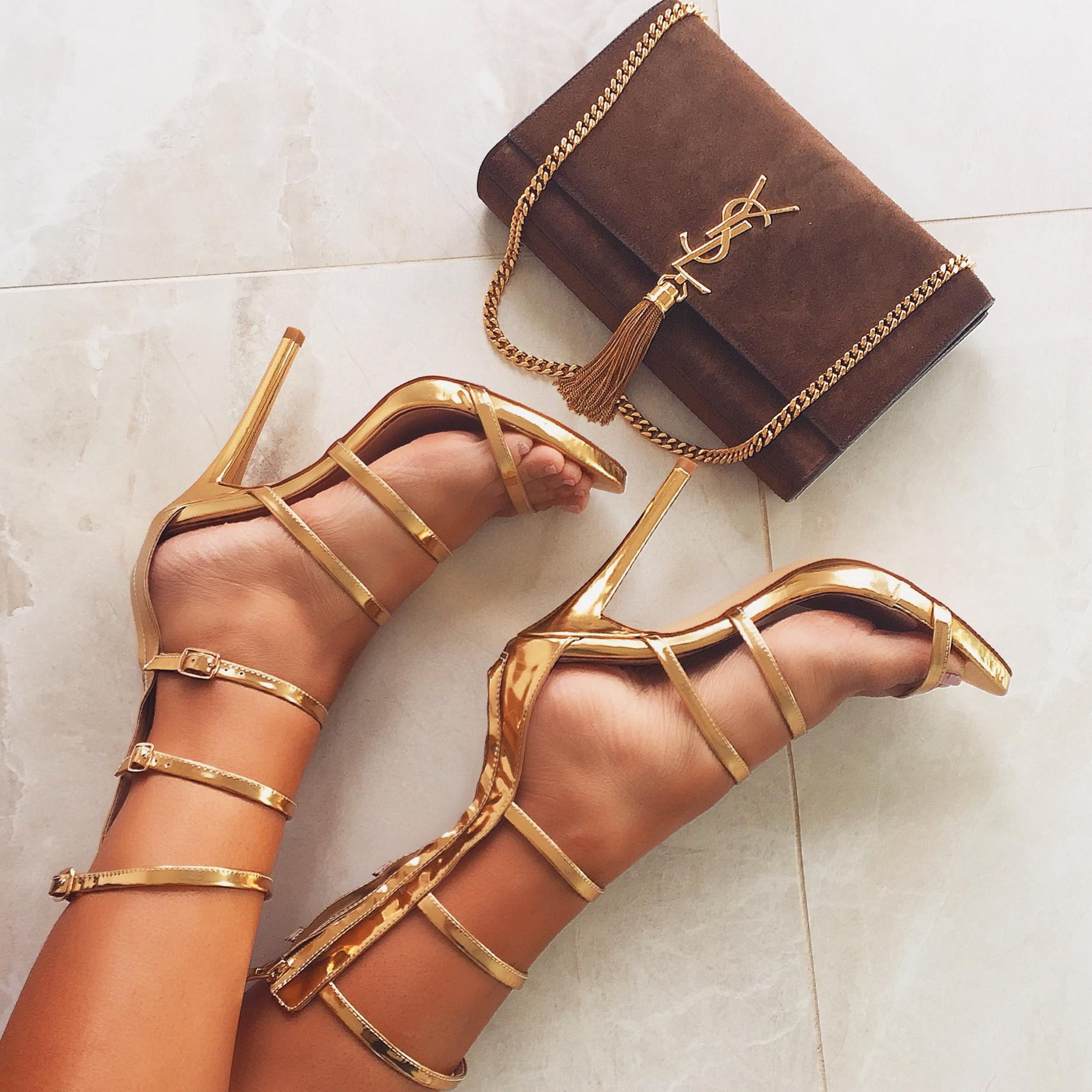 Cassia Gold Sandals (1)