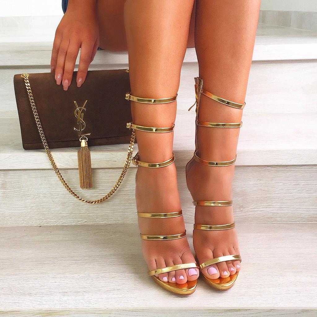 Cassia Gold Sandals (2)