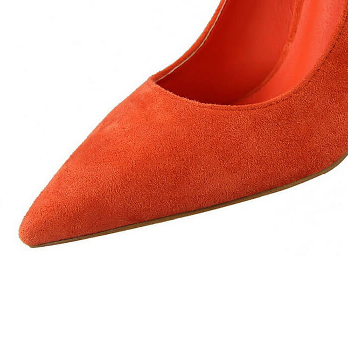 Gena Suede Pumps (15)