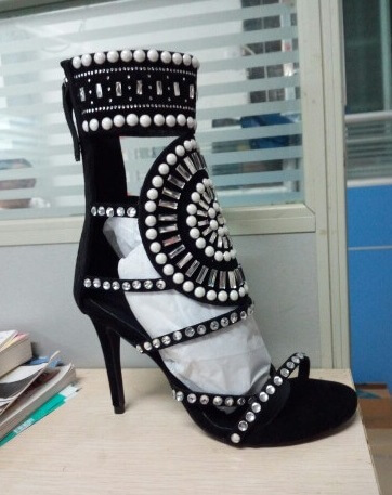 Sandali Ida Crystal Design 2