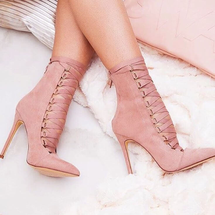 Jet » Lace-up boots » The Cadence's