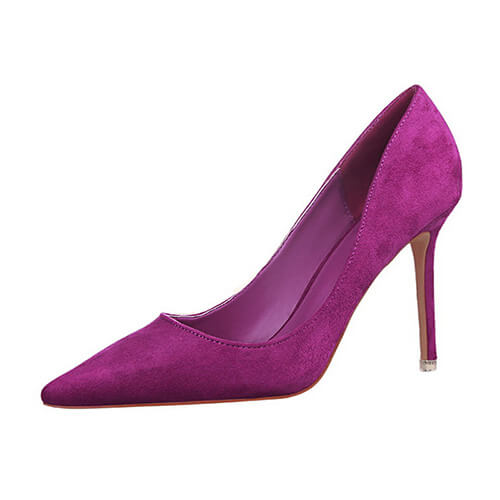 Odelia Suede Pumps (13)