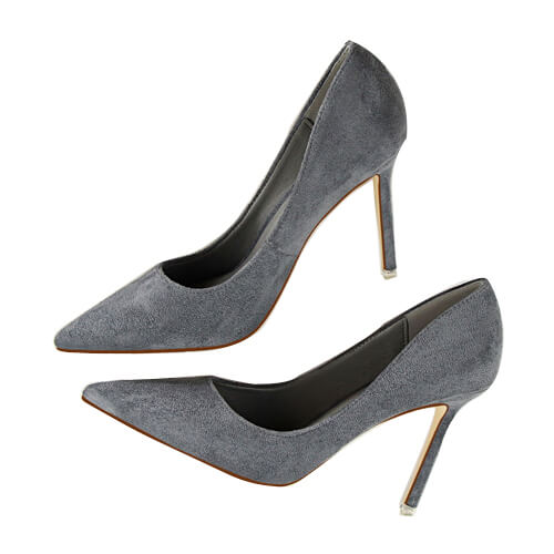 Odelia Suede Pumps (8)