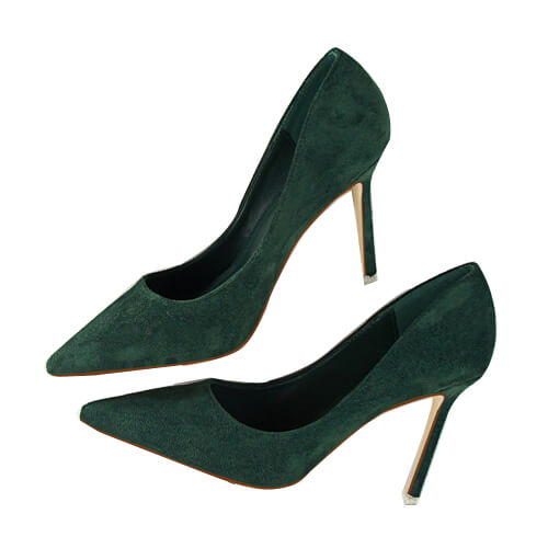 Odelia Suede Pumps (9)