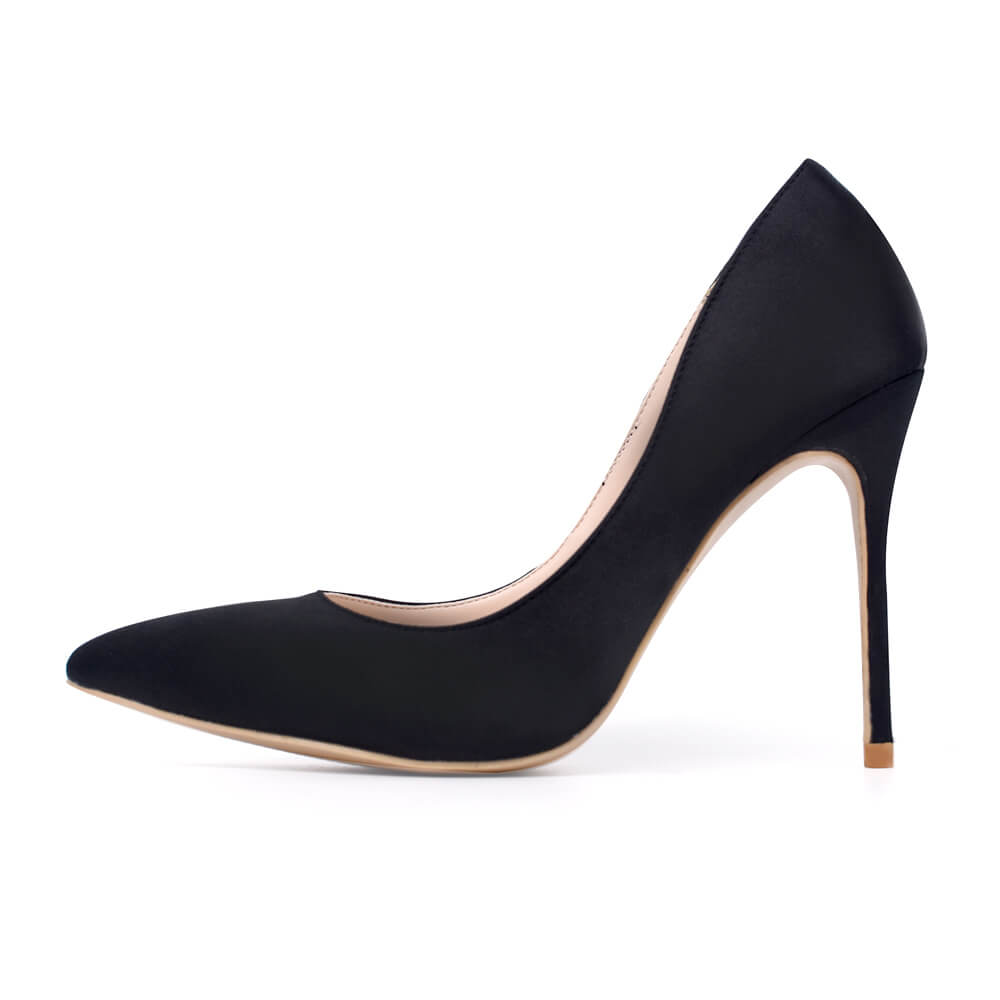 Xena-Satin-Pumps-Black (3)