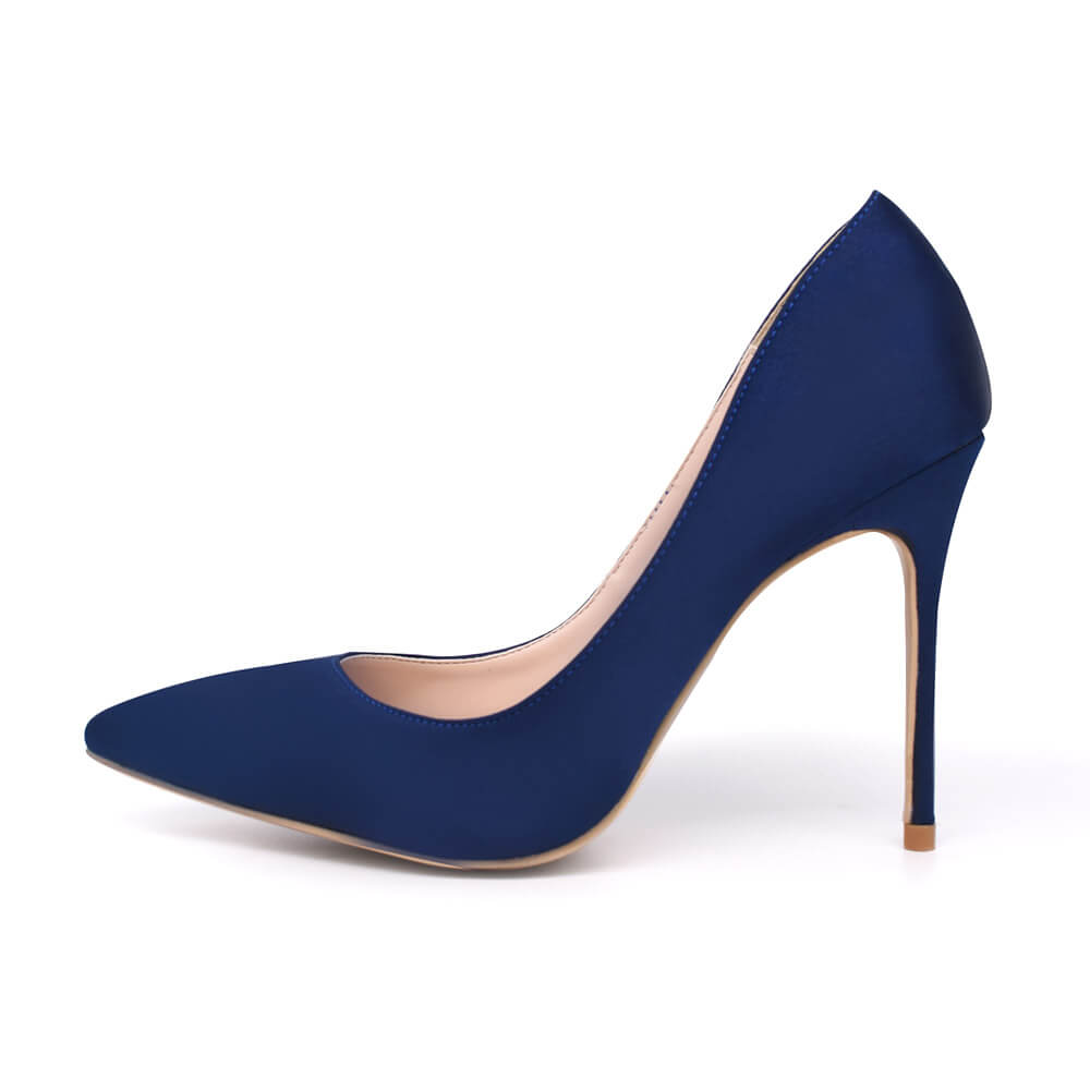Xena-Satin-Pumps-Dark-Blue (2)